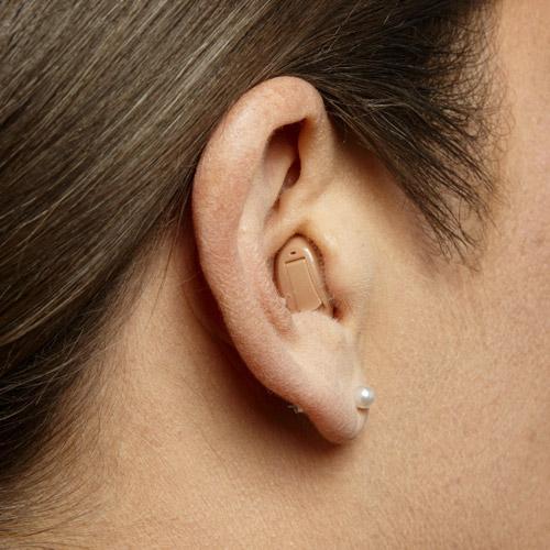 Im Ohr Hörgerät
